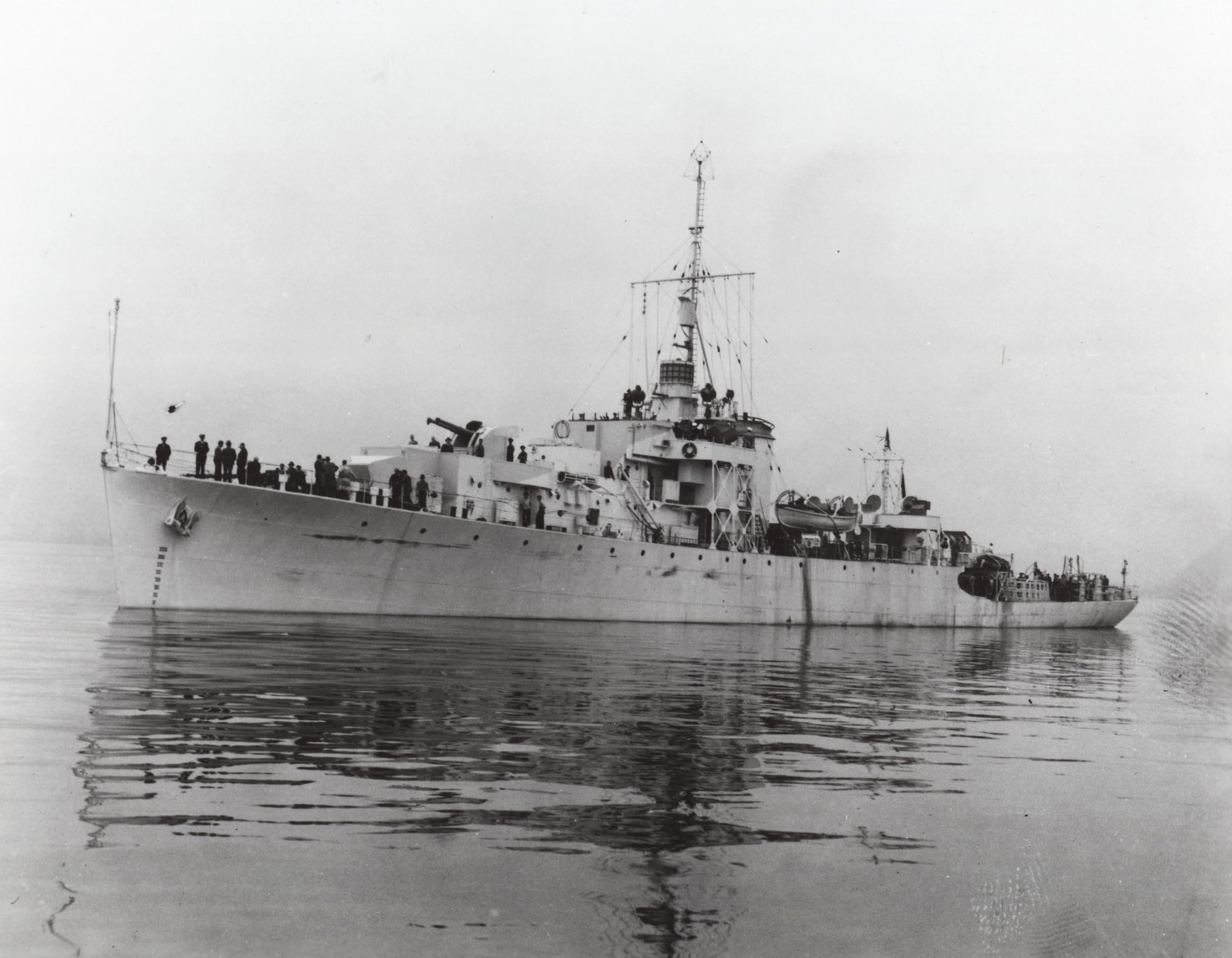 HMCS LEVIS (2nd)