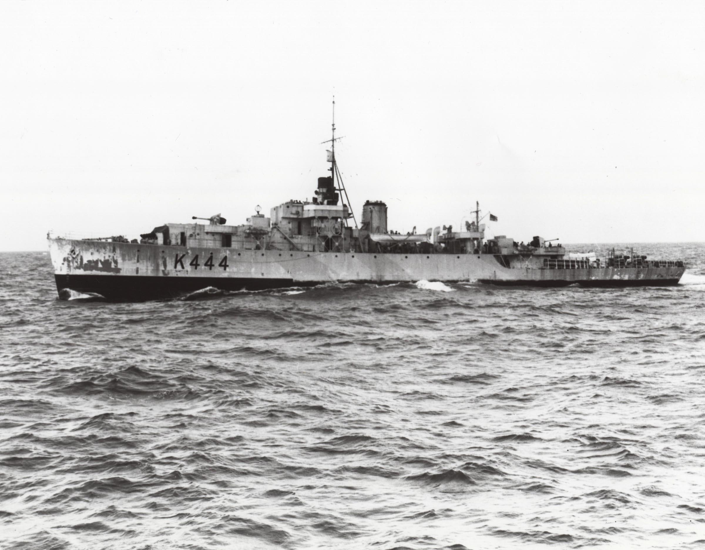 HMCS MATANE
