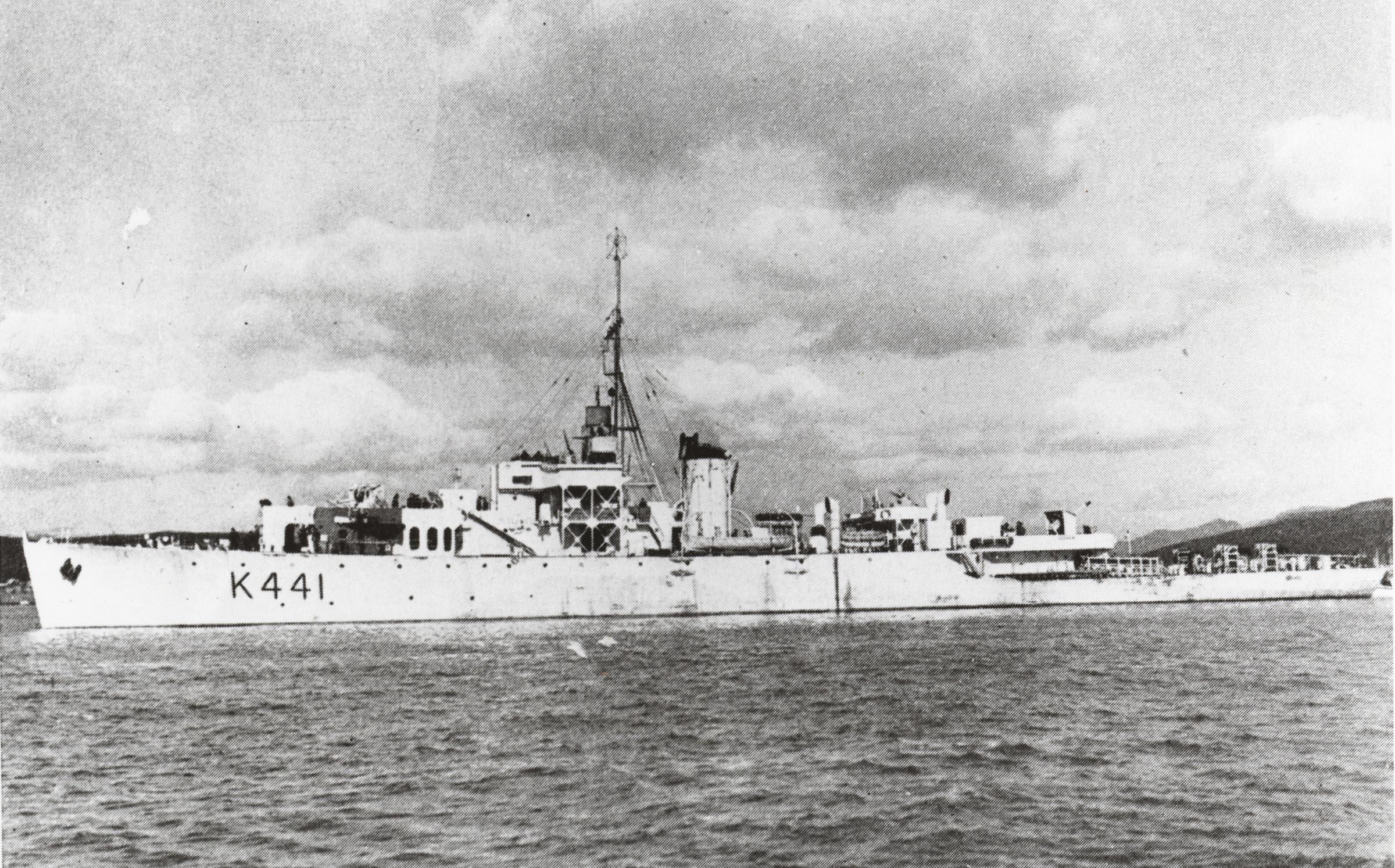 HMCS MONNOW