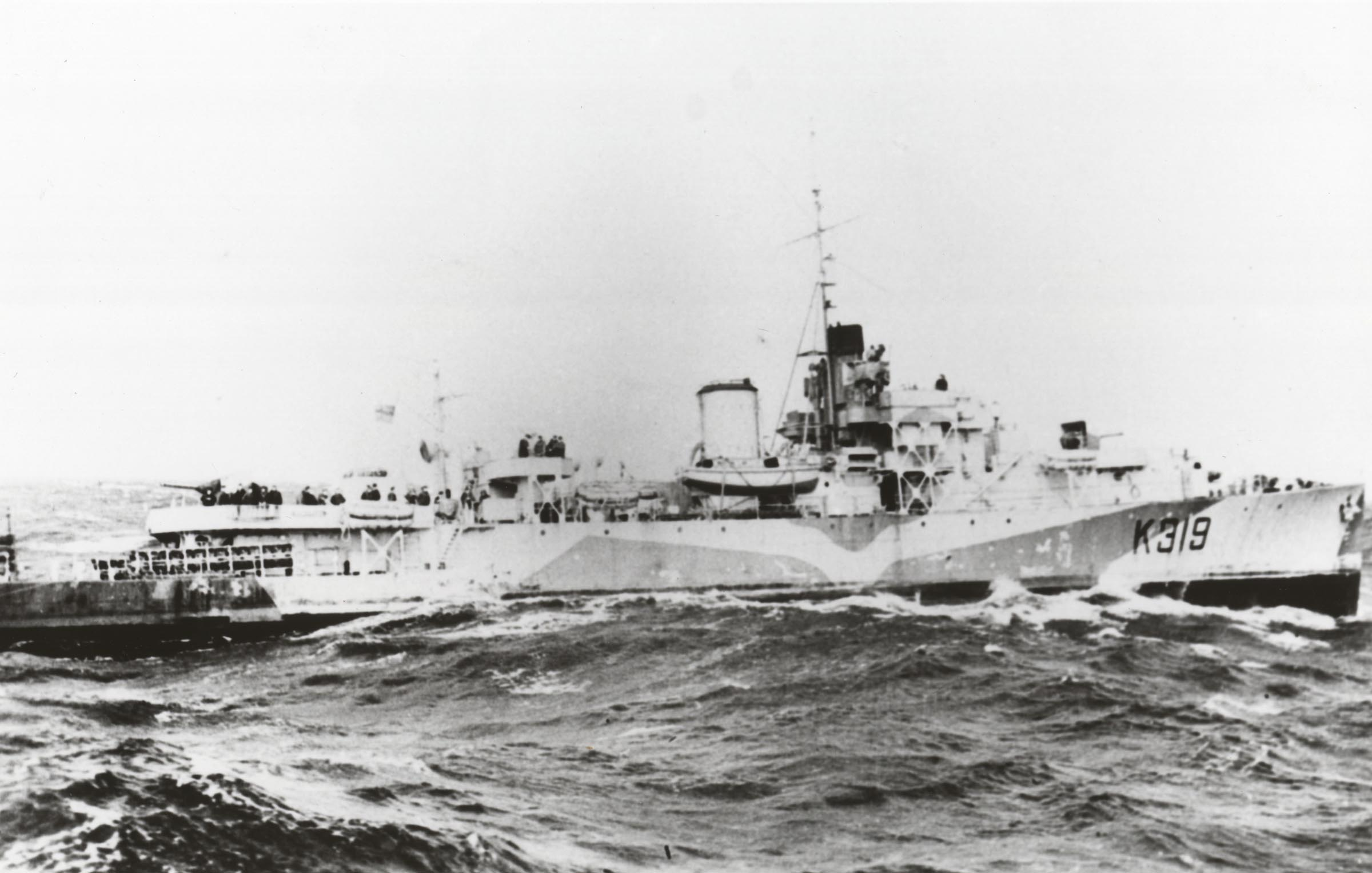 HMCS MONTREAL (1st)