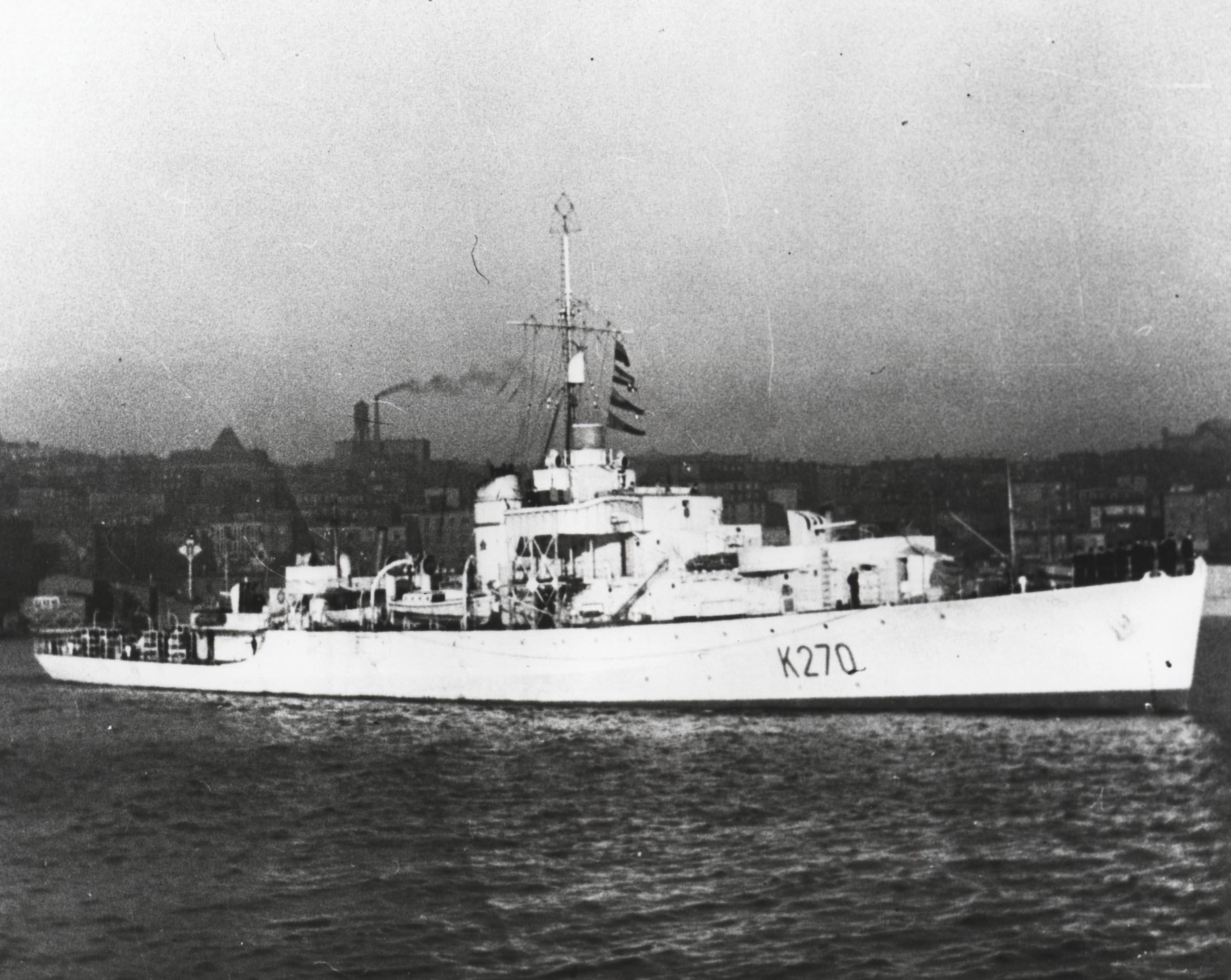 HMCS NENE