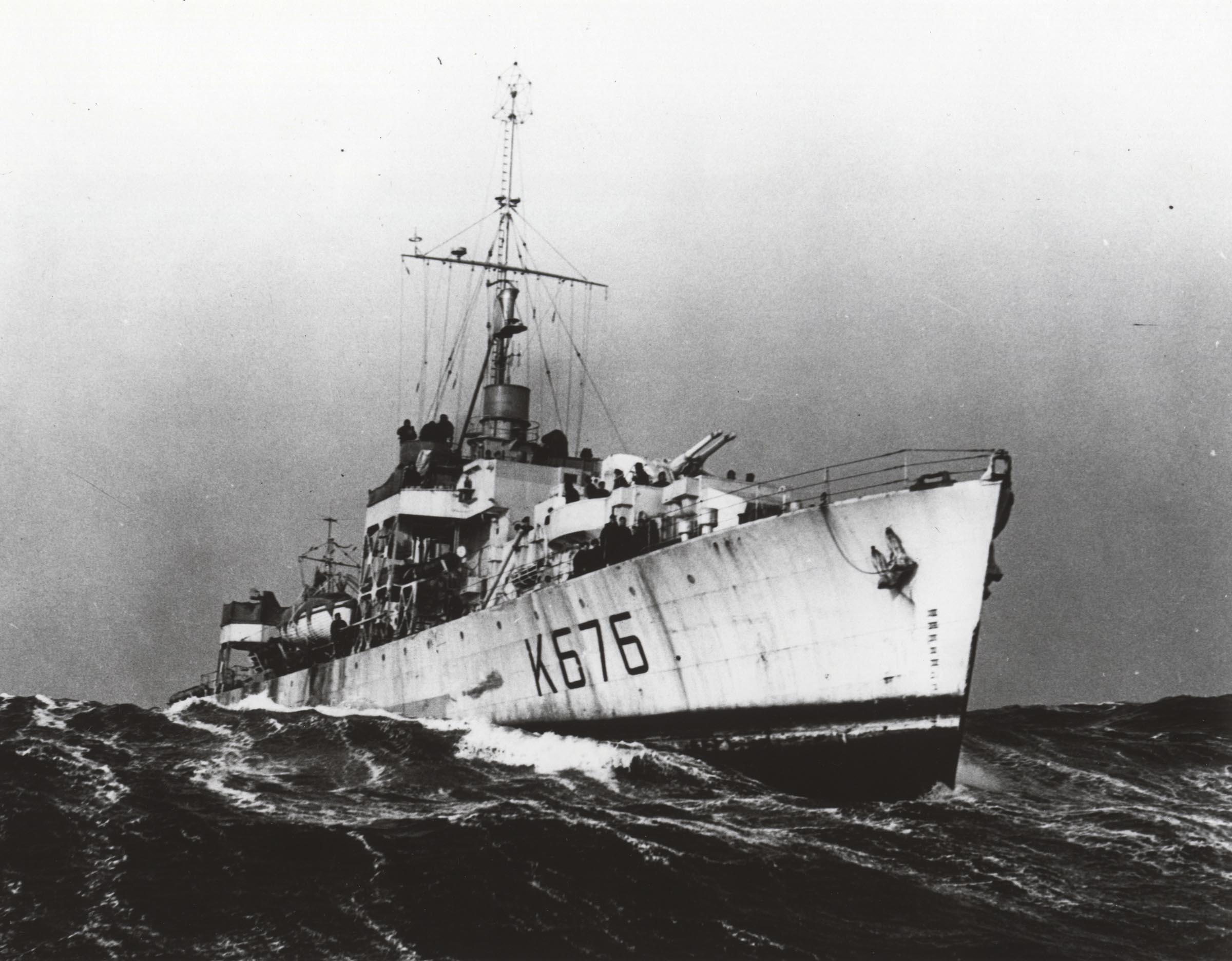 HMCS PENETANG