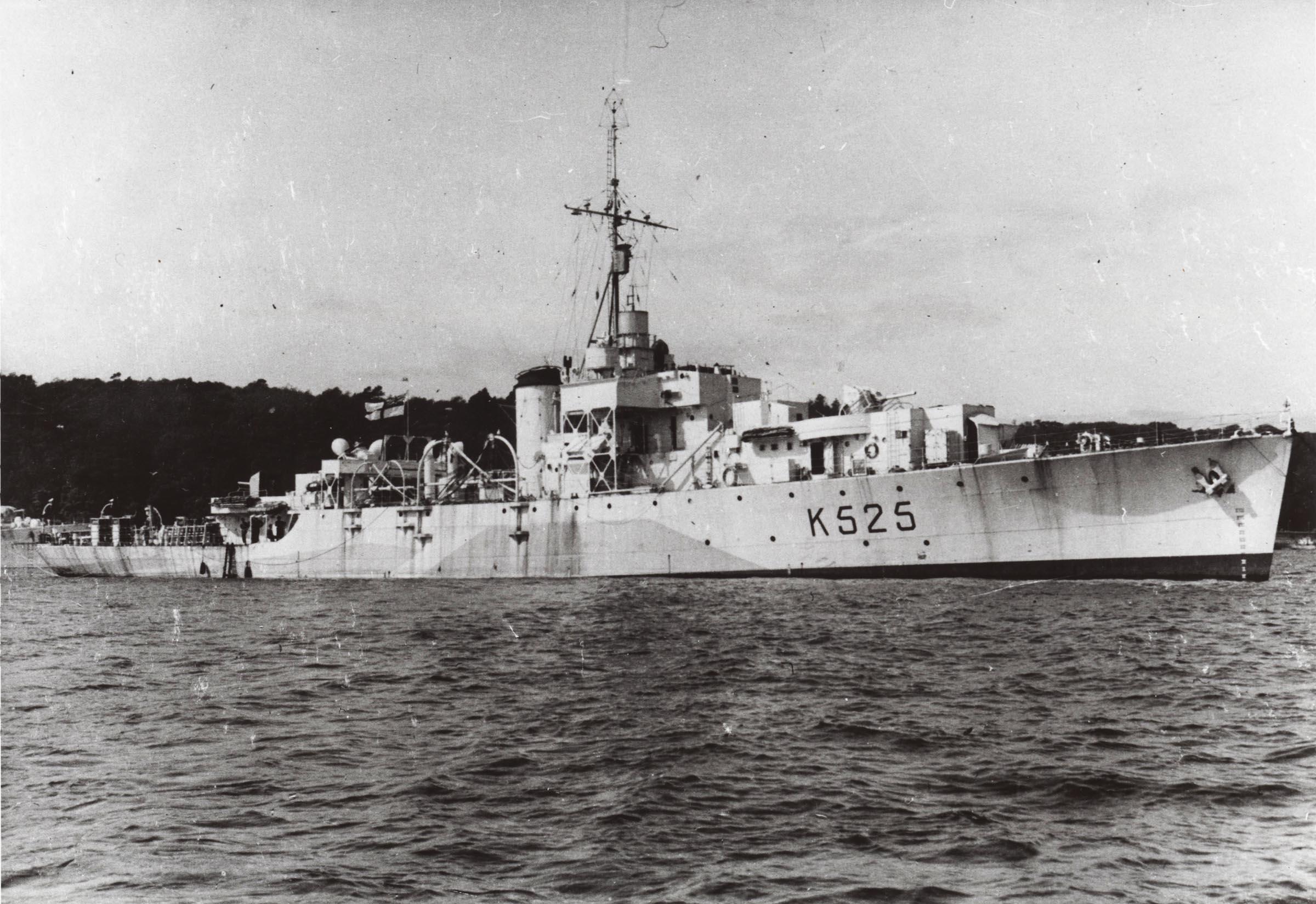 HMCS RIBBLE