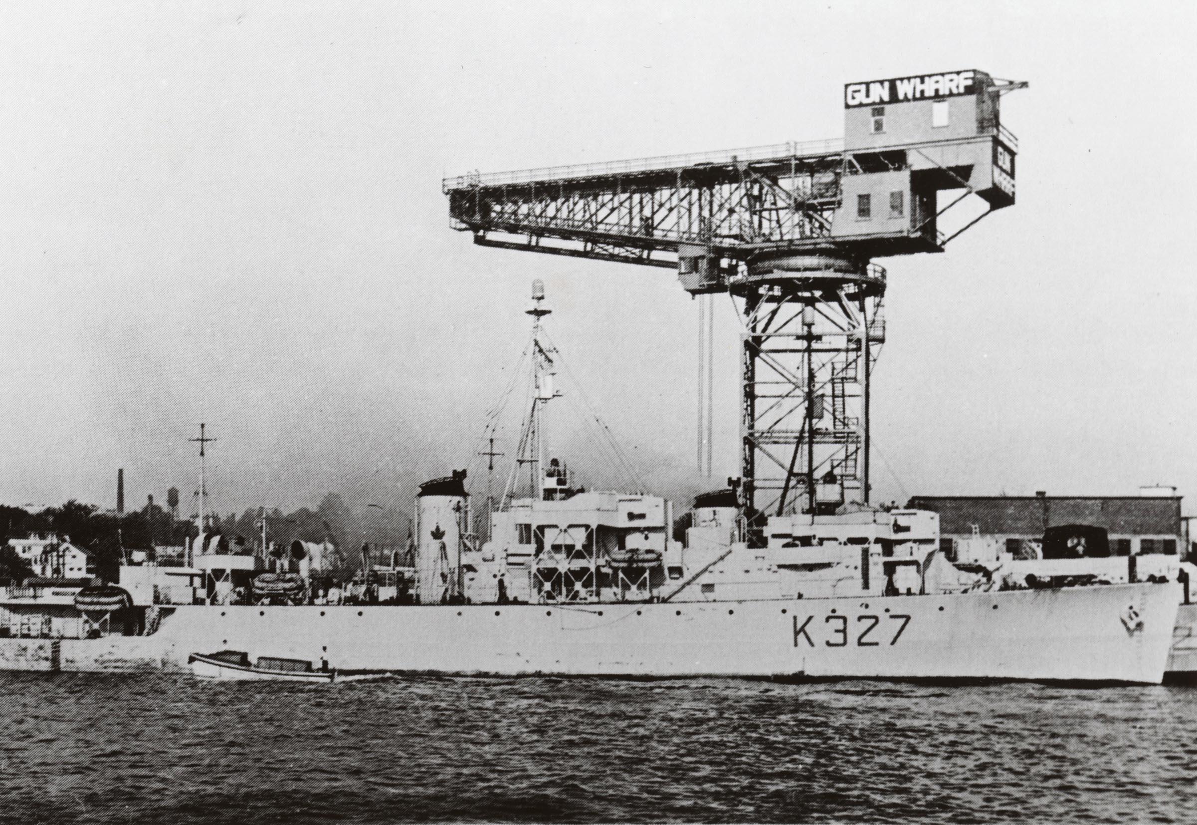 HMCS STORMONT