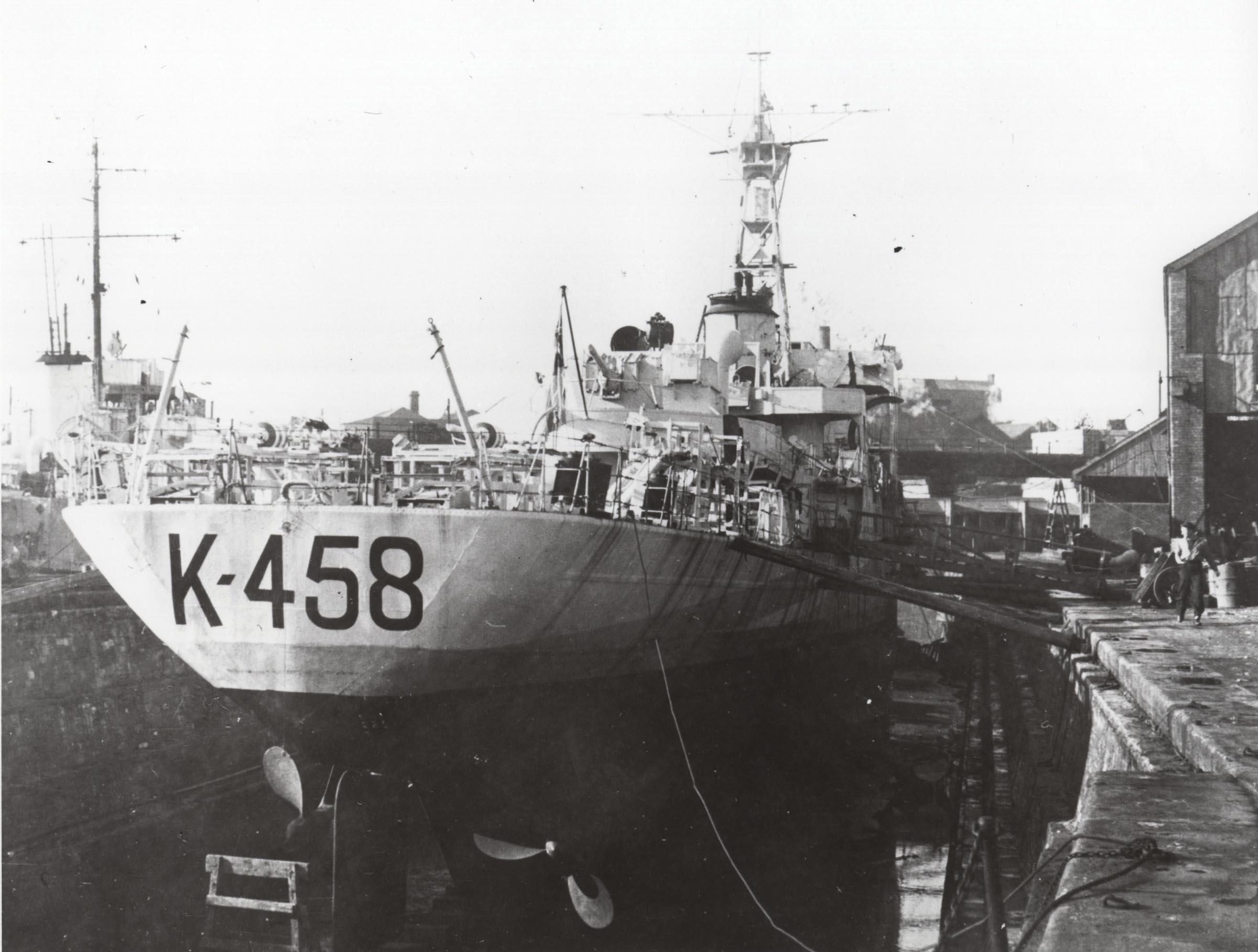 HMCS TEME