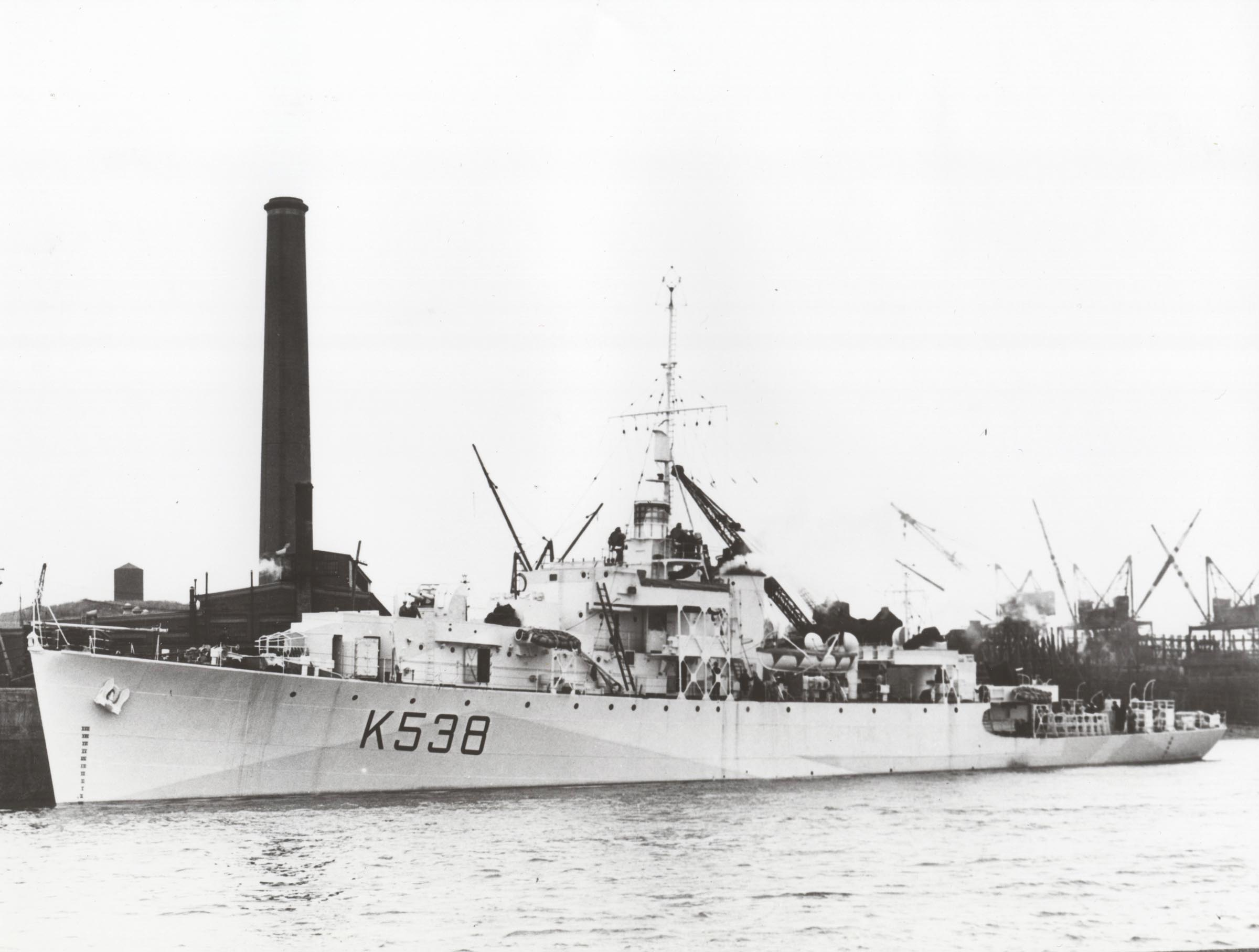 HMCS TORONTO (1st)