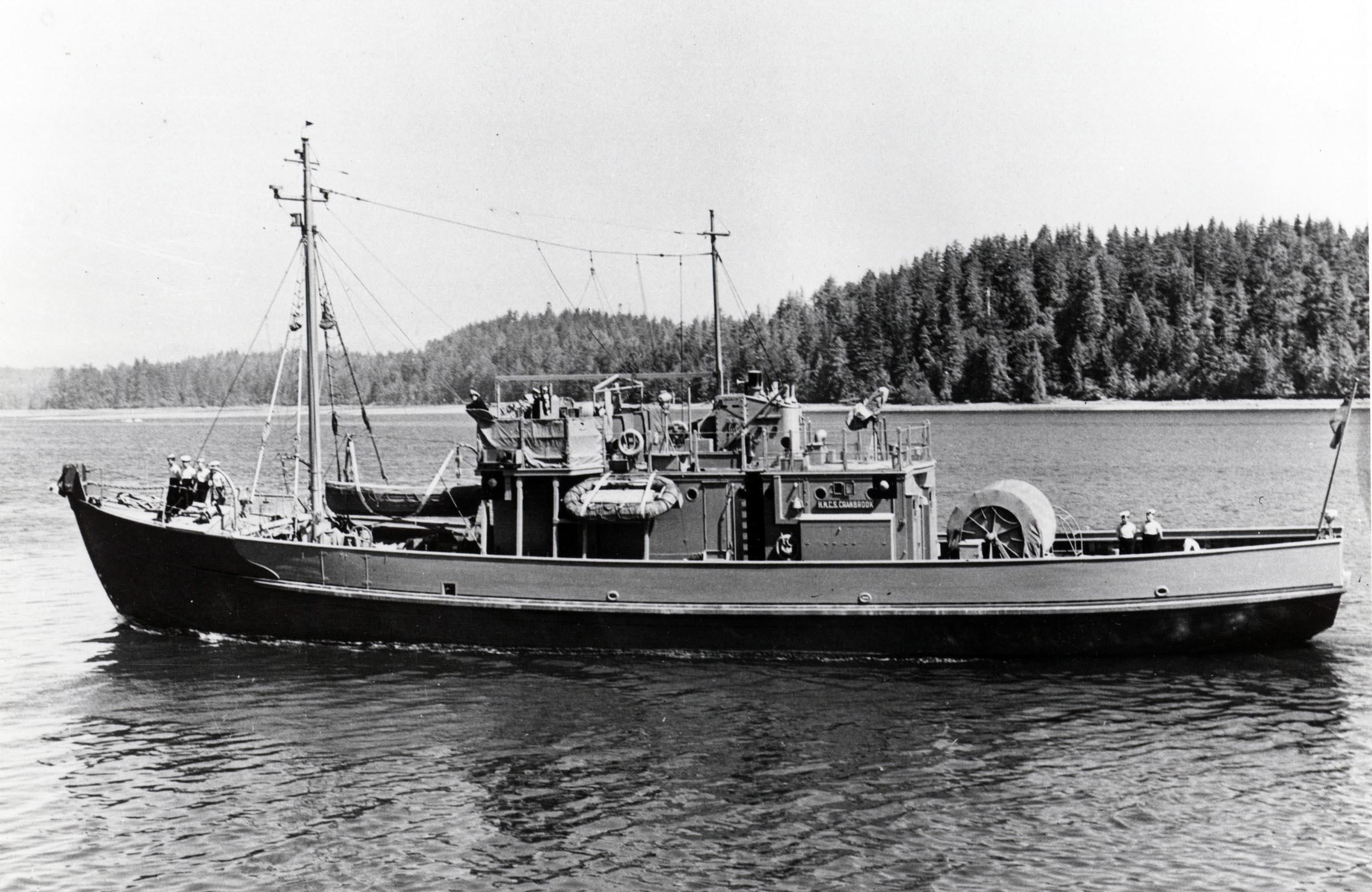 HMCS CRANBROOK