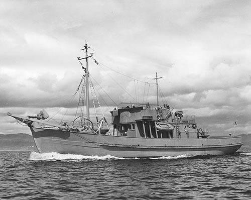 HMCS KALAMALKA