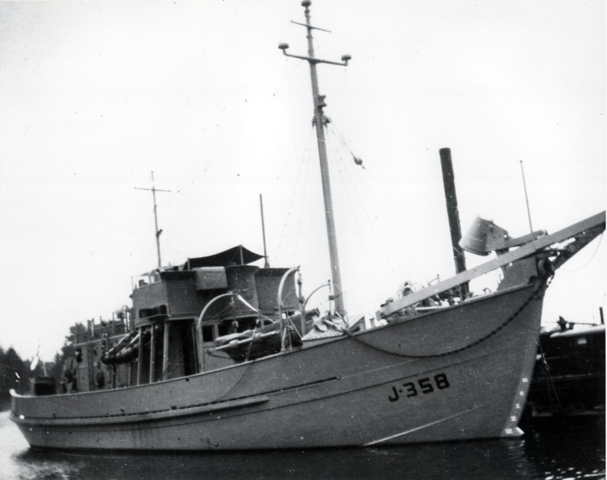 HMCS ROSSLAND