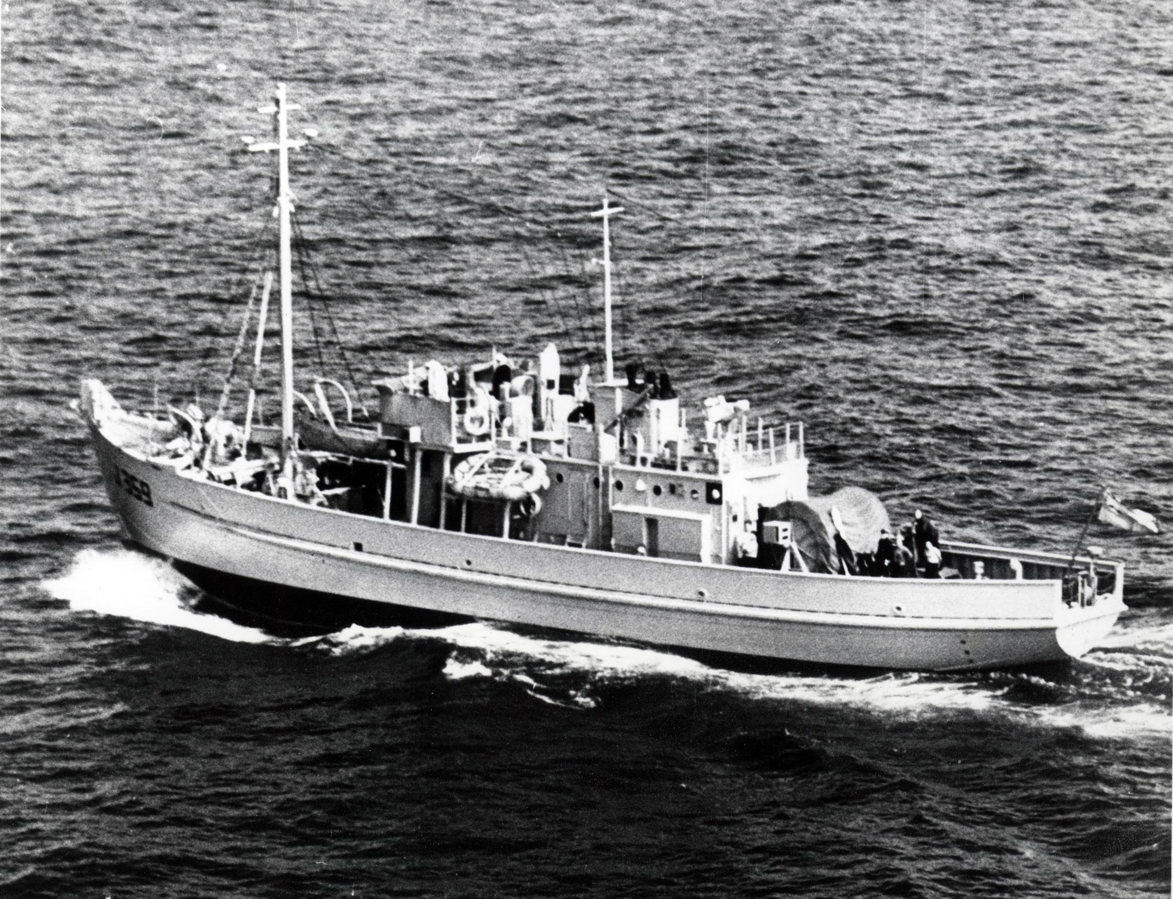 HMCS ST. JOSEPH
