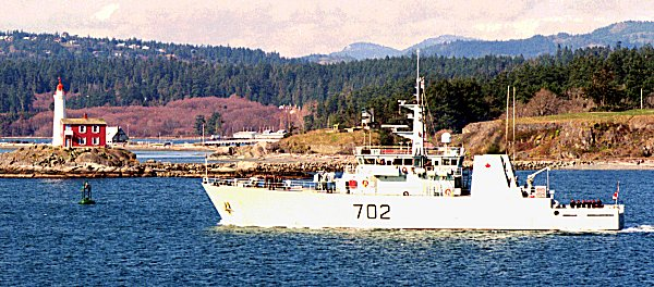 HMCS NANAIMO (2nd)