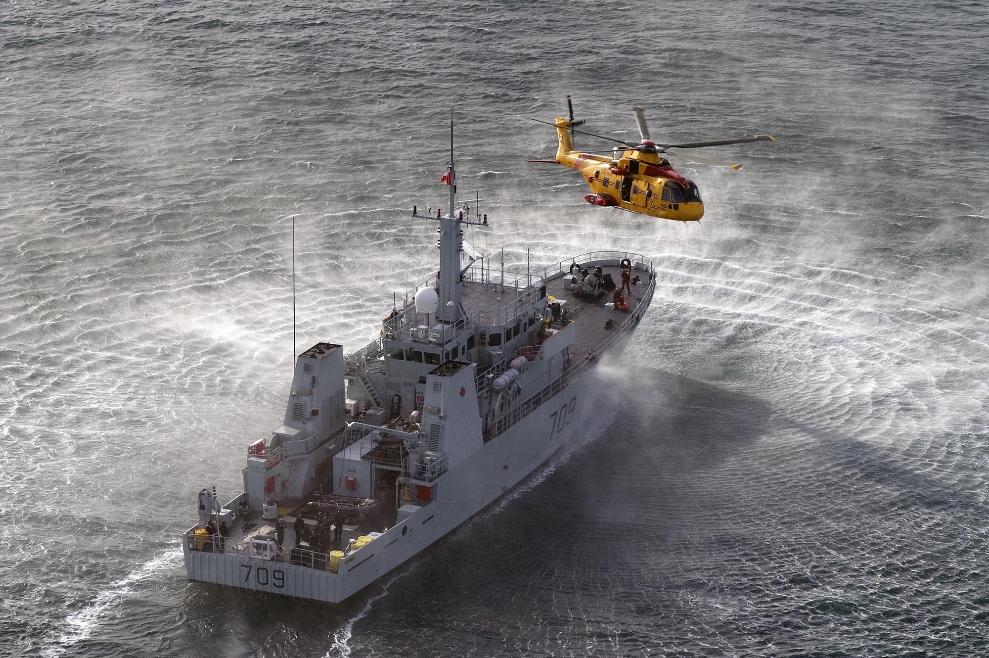 HMCS SASKATOON (2nd)