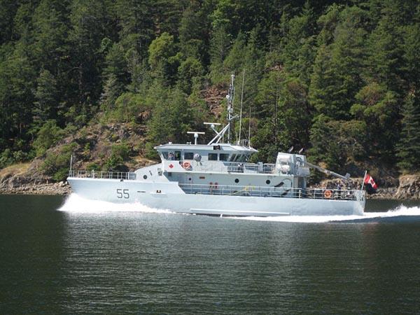 HMCS ORCA
