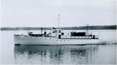 HMCS CHALEUR (1st)
