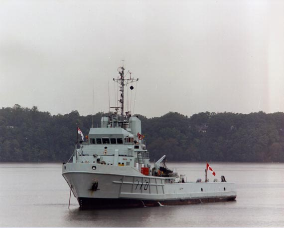 HMCS ANTICOSTI (2nd)