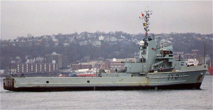 HMCS MORESBY