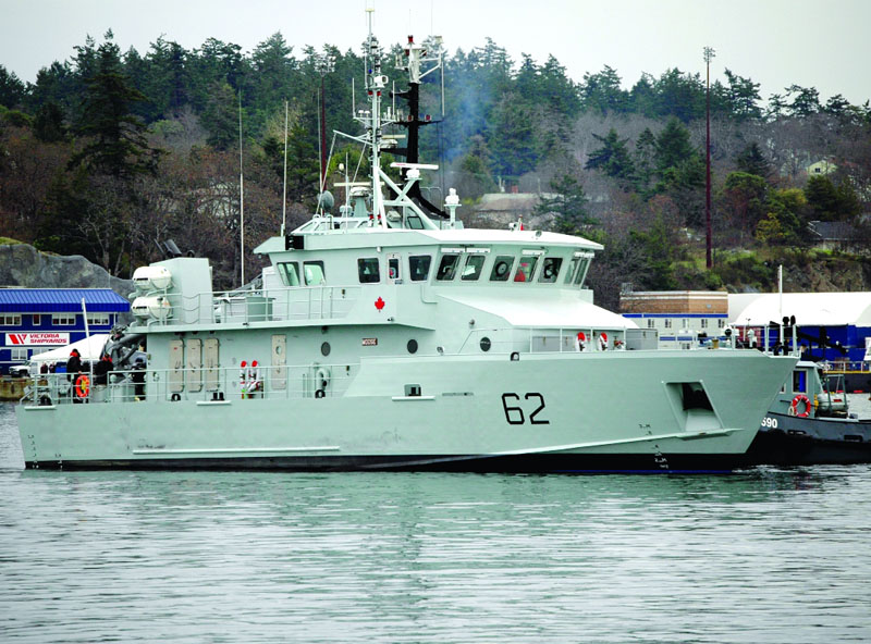HMCS MOOSE (2nd)