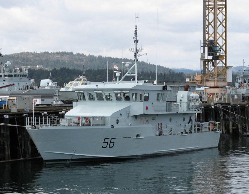 HMCS RAVEN
