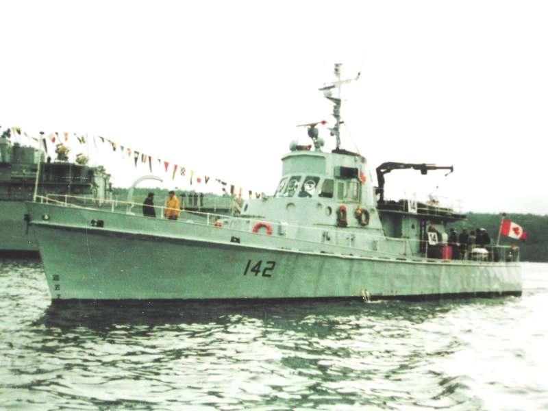 HMCS RAPID