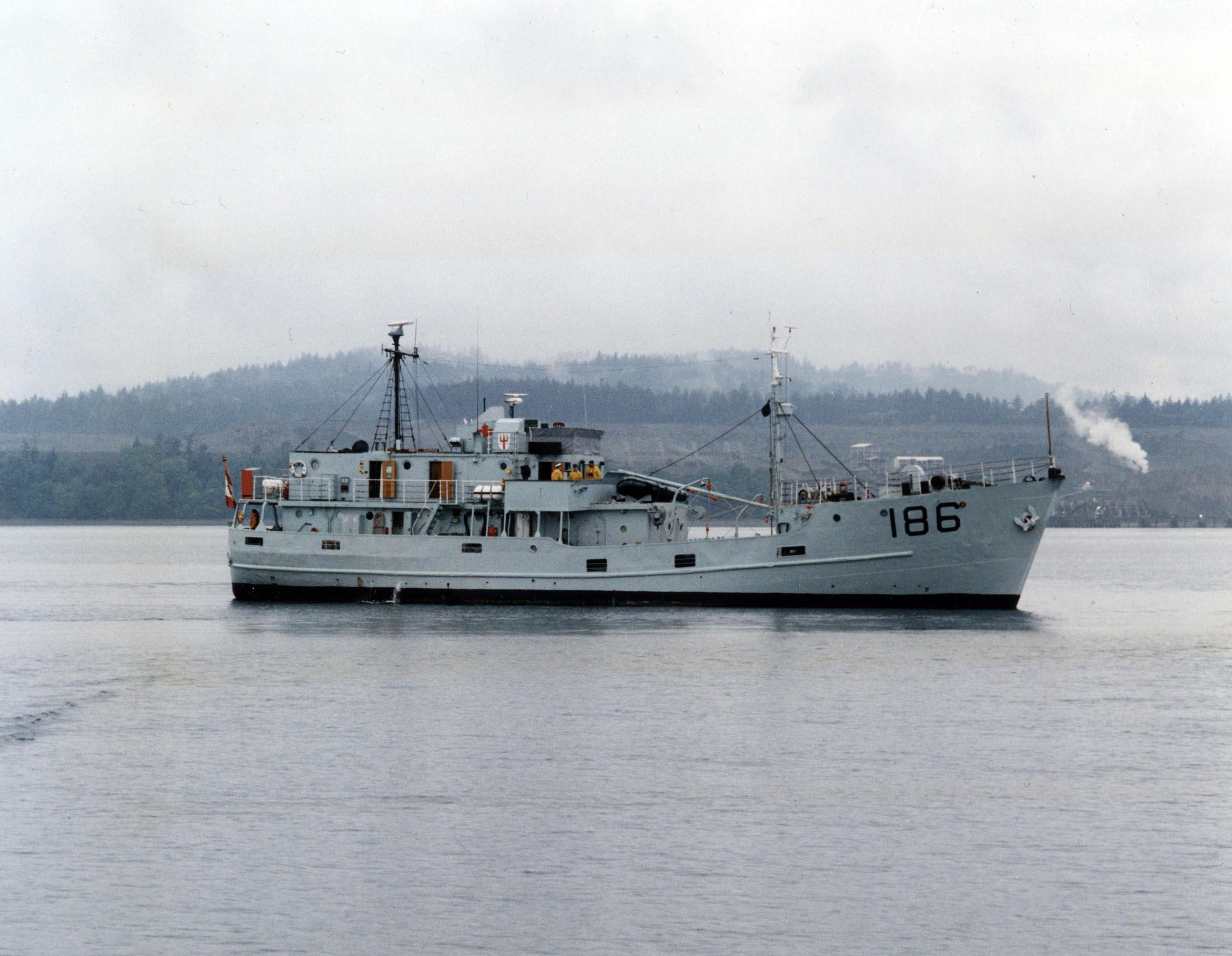 HMCS PORTE DAUPHINE