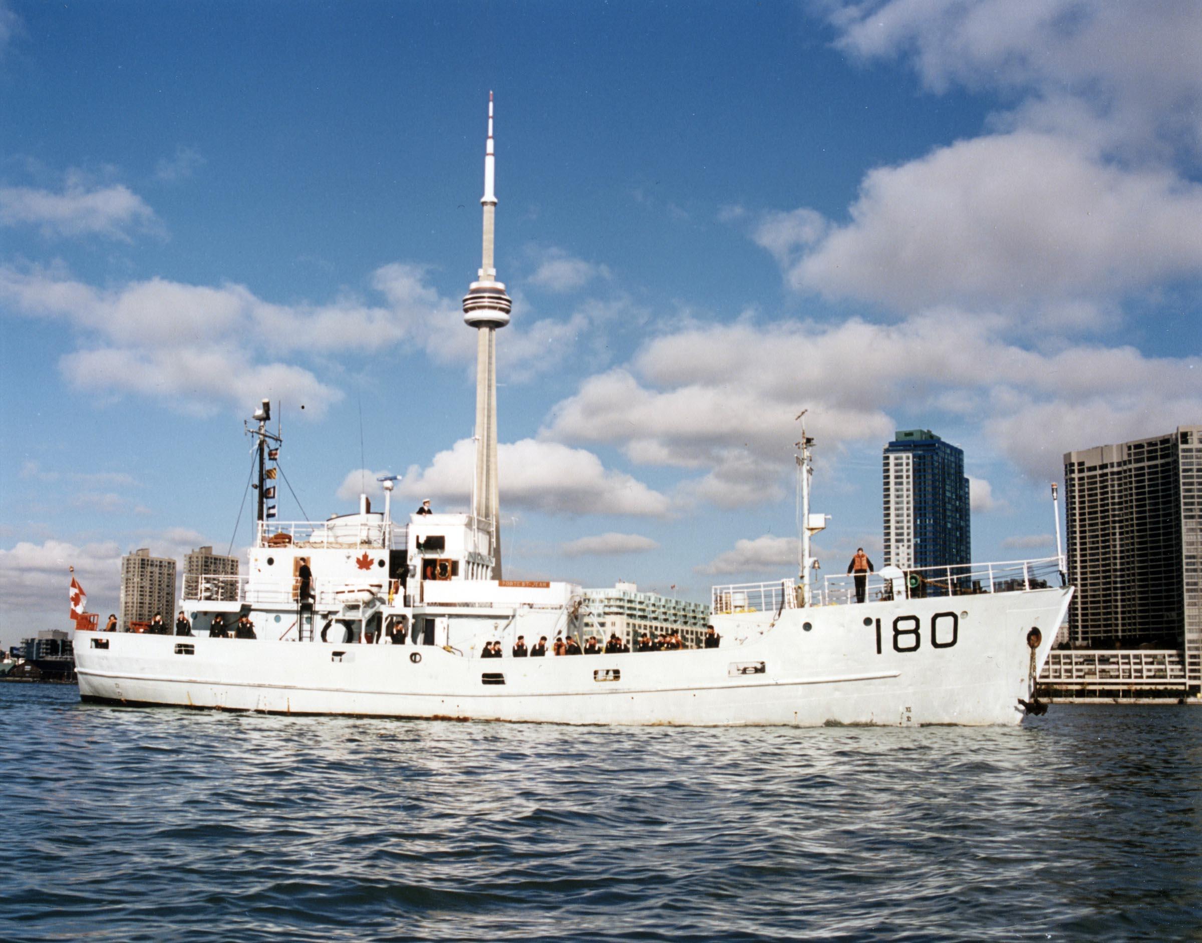 HMCS PORTE ST. JEAN