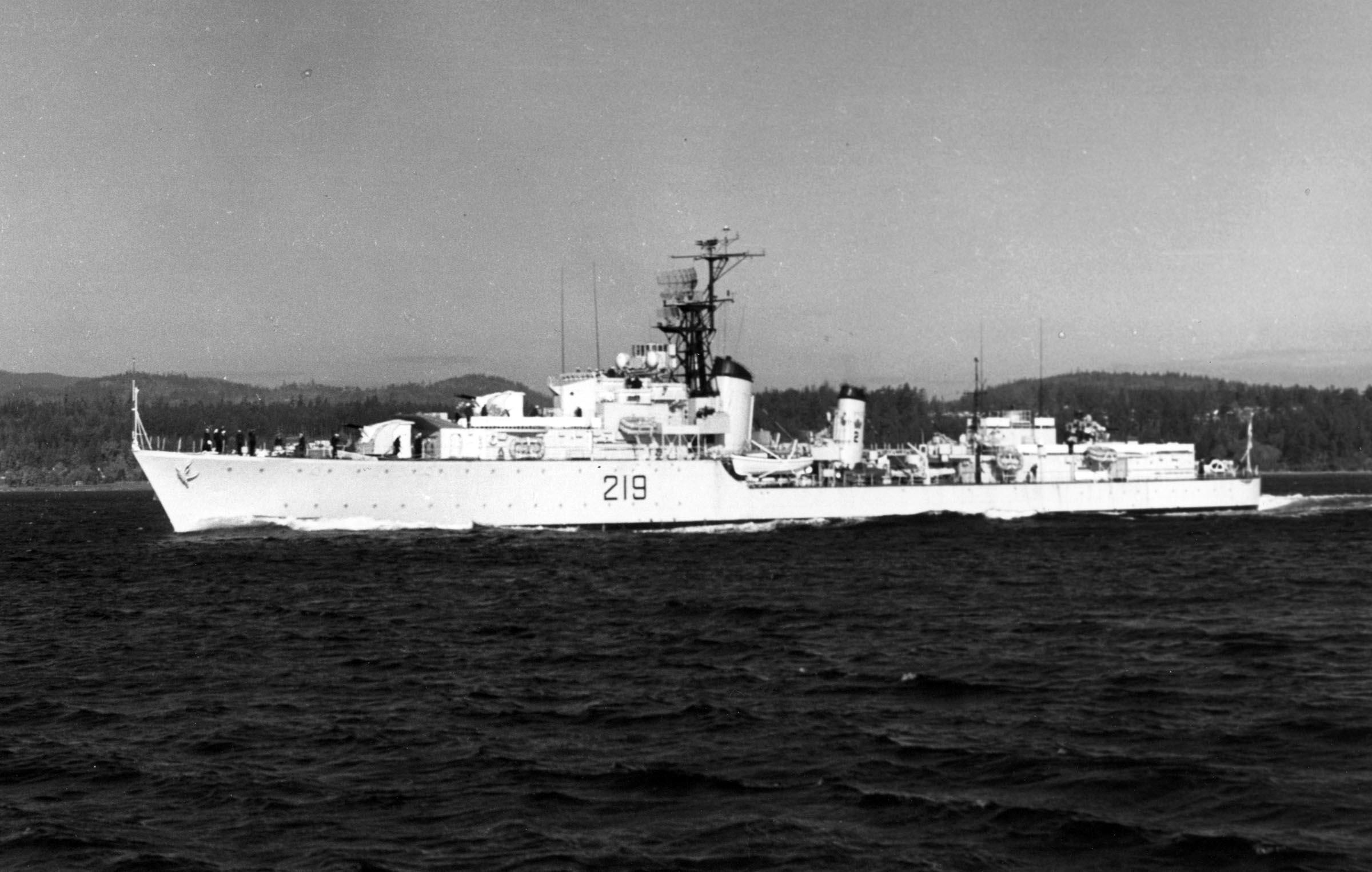 HMCS ATHABASKAN (2nd)
