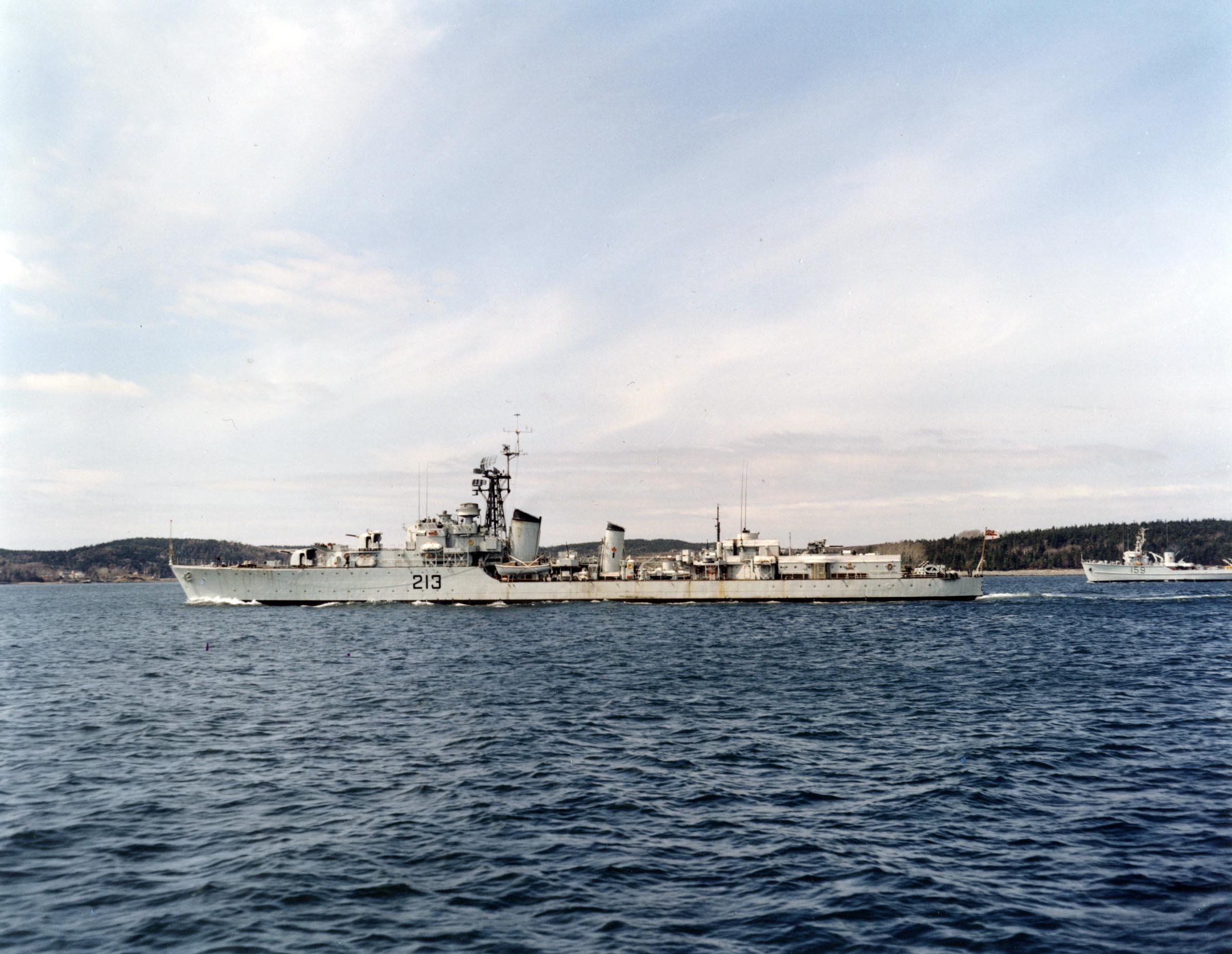 HMCS NOOTKA (2nd)