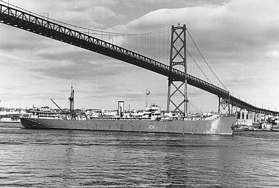 HMCS CAPE SCOTT