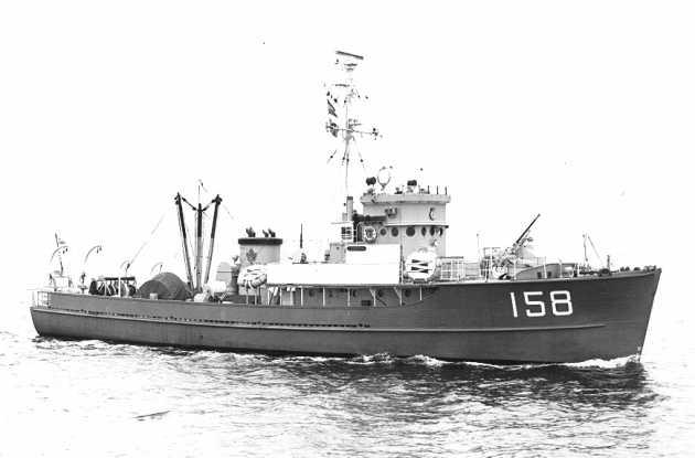 HMCS CORDOVA