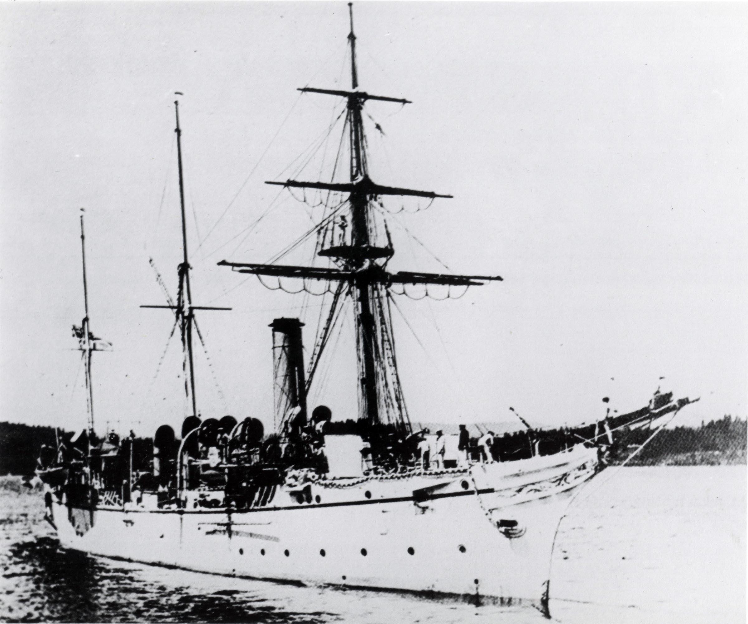 HMCS ALGERINE