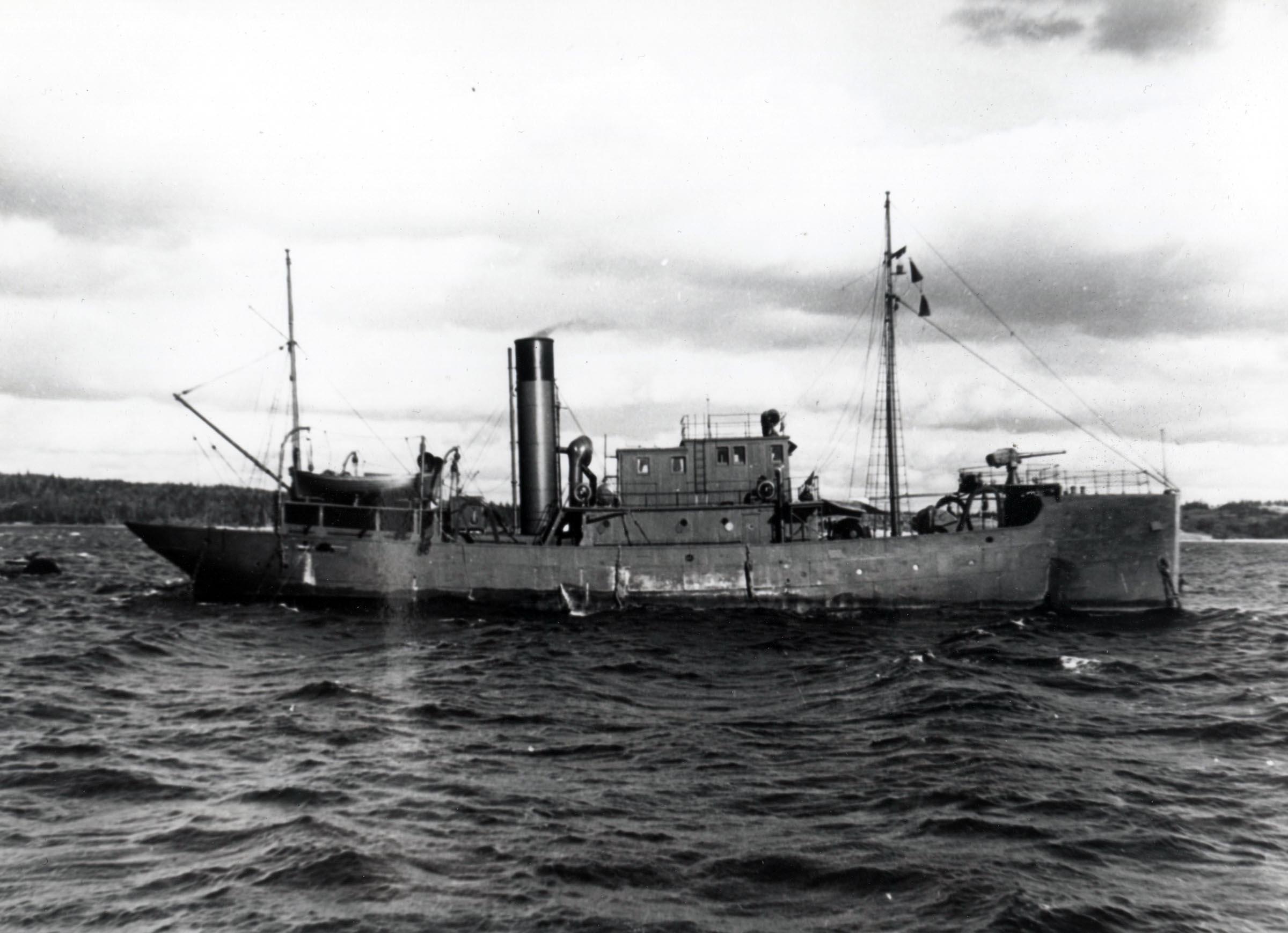 HMCS ARLEUX