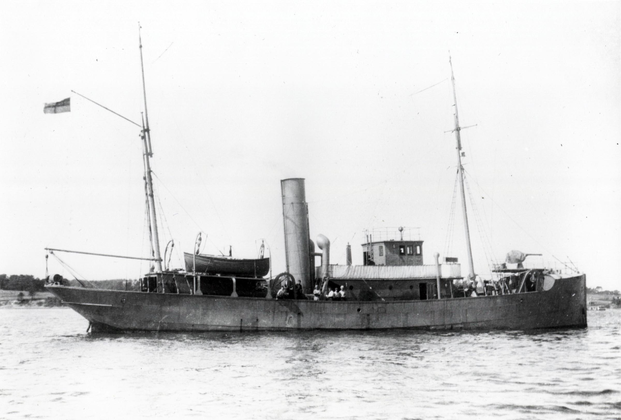 HMCS ARRAS