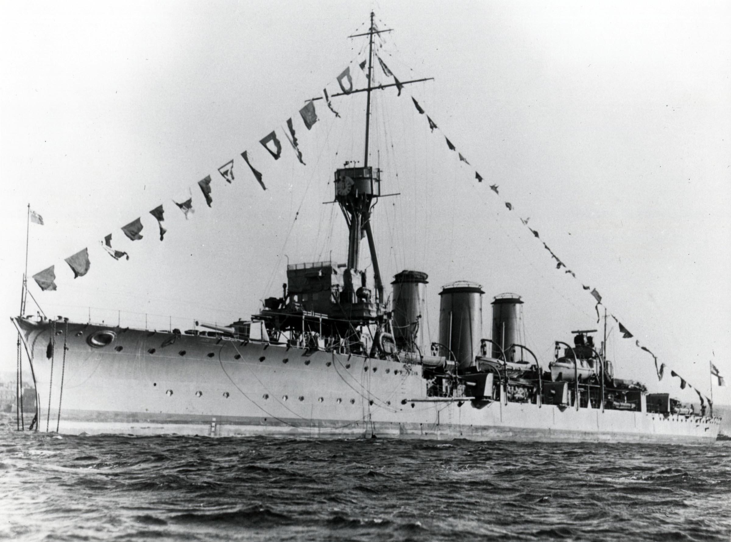 HMCS AURORA
