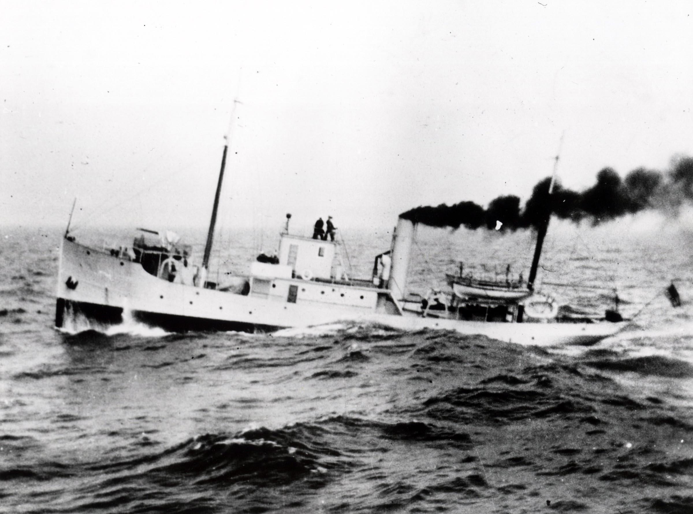 HMCS FESTUBERT