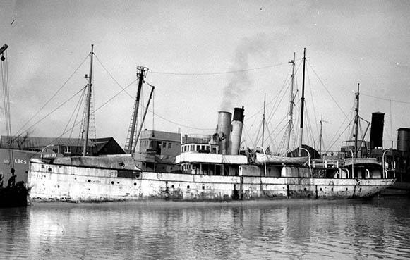HMCS GULNARE