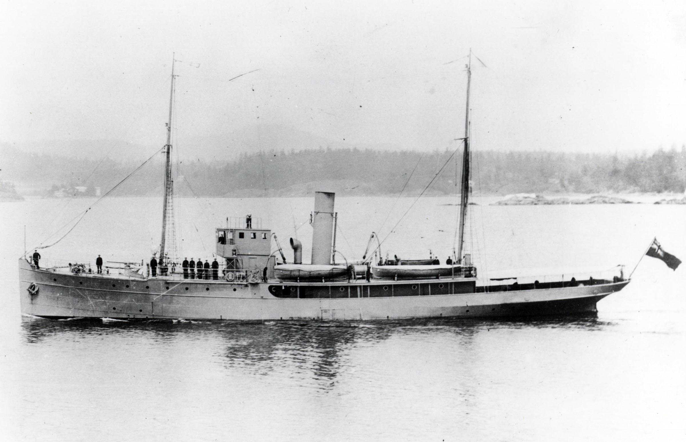 HMCS MALASPINA