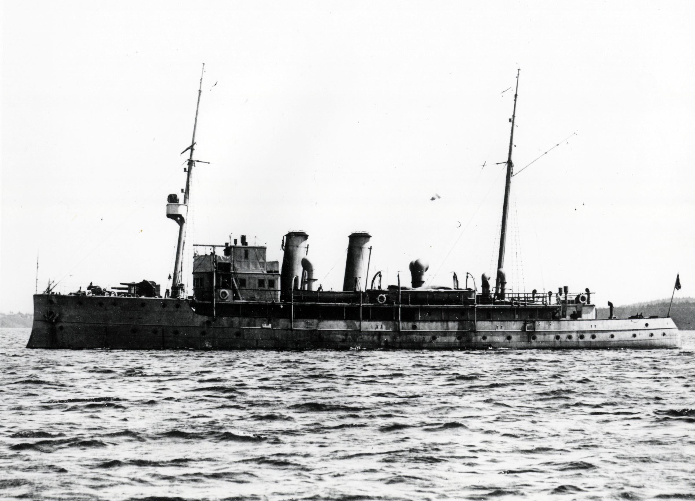 HMCS MARGARET