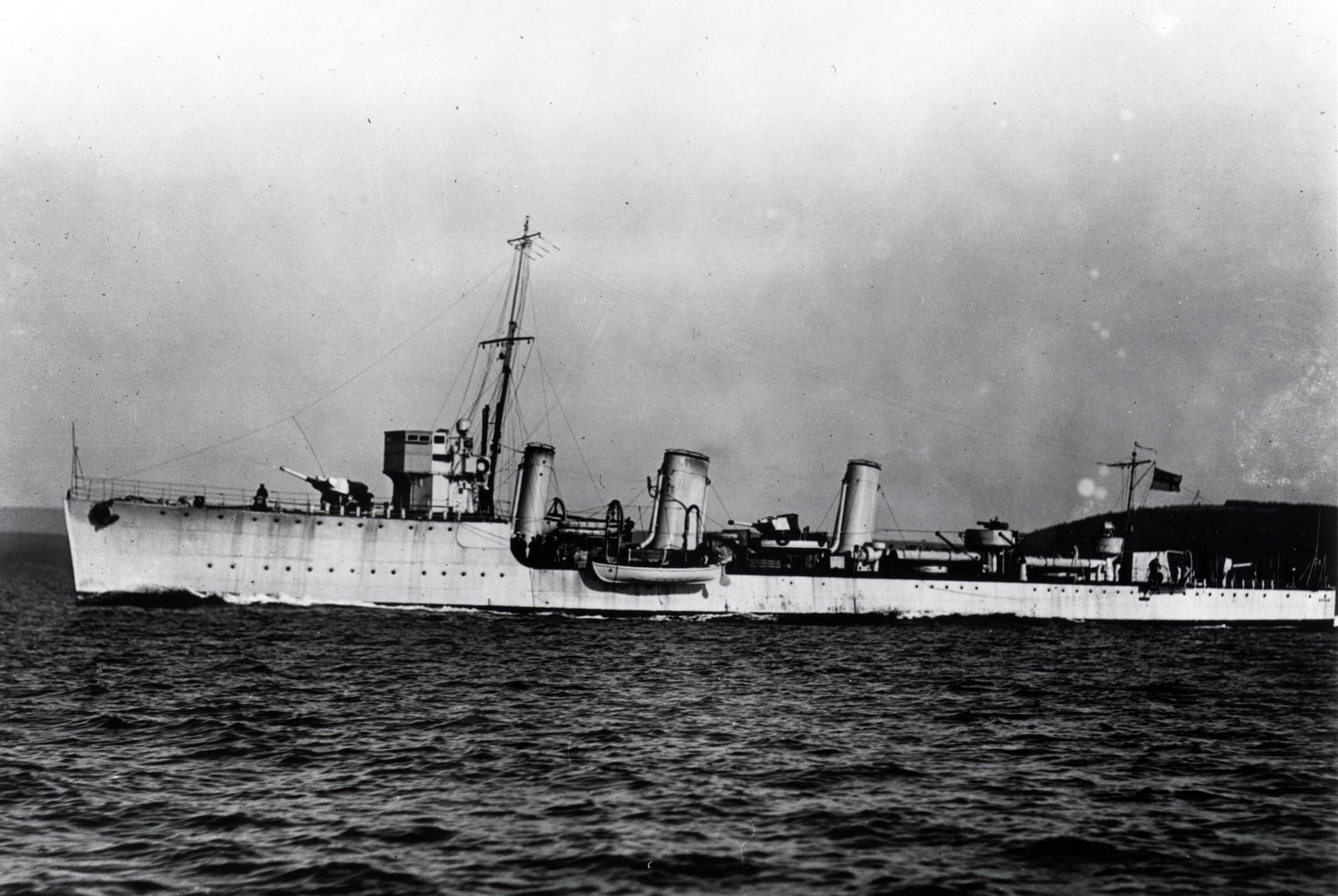 HMCS PATRICIAN