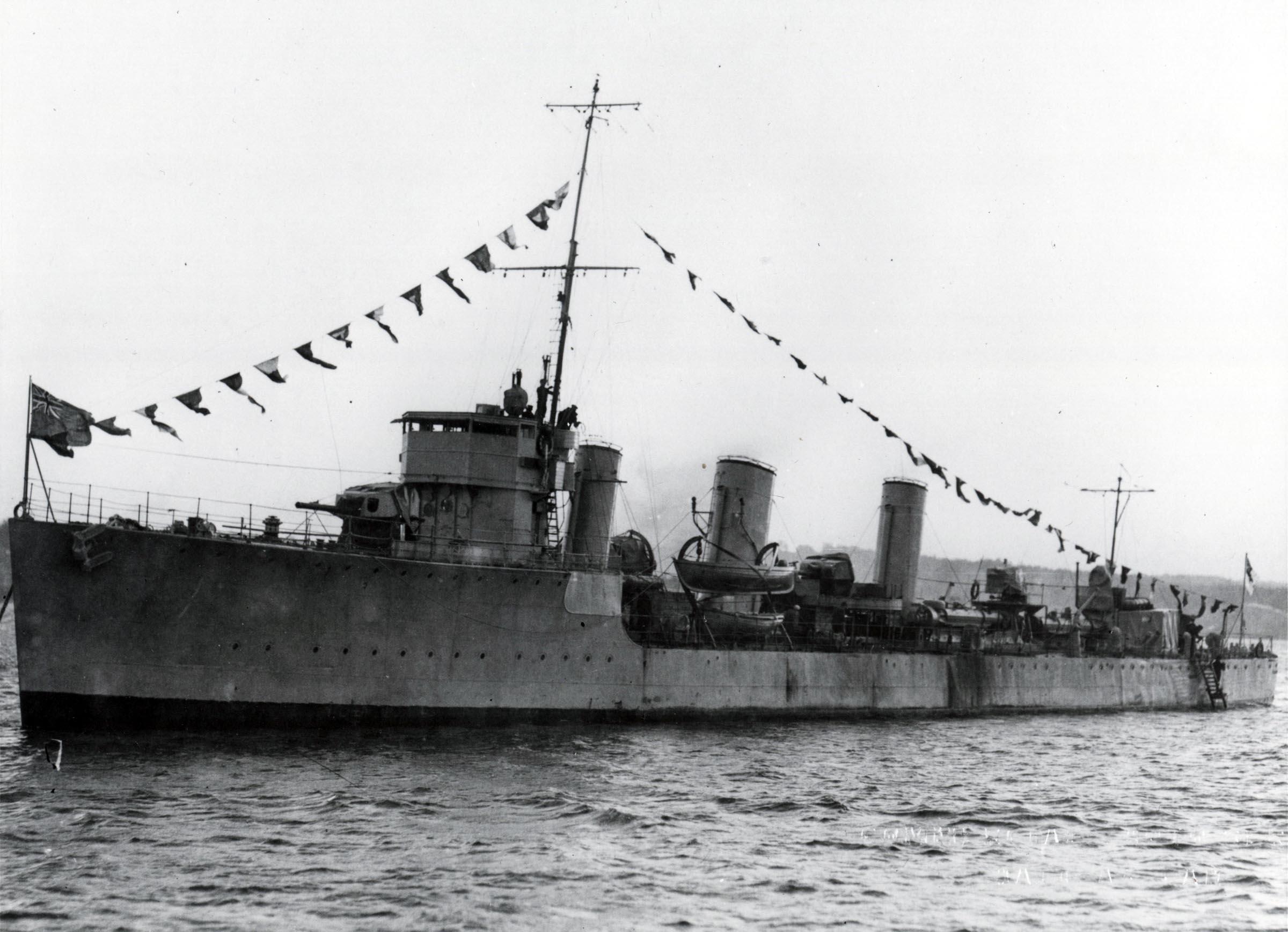 HMCS PATRIOT