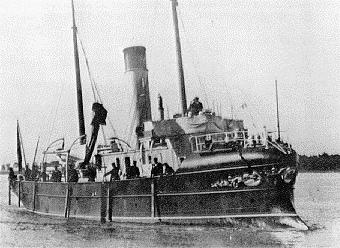 HMCS PETREL