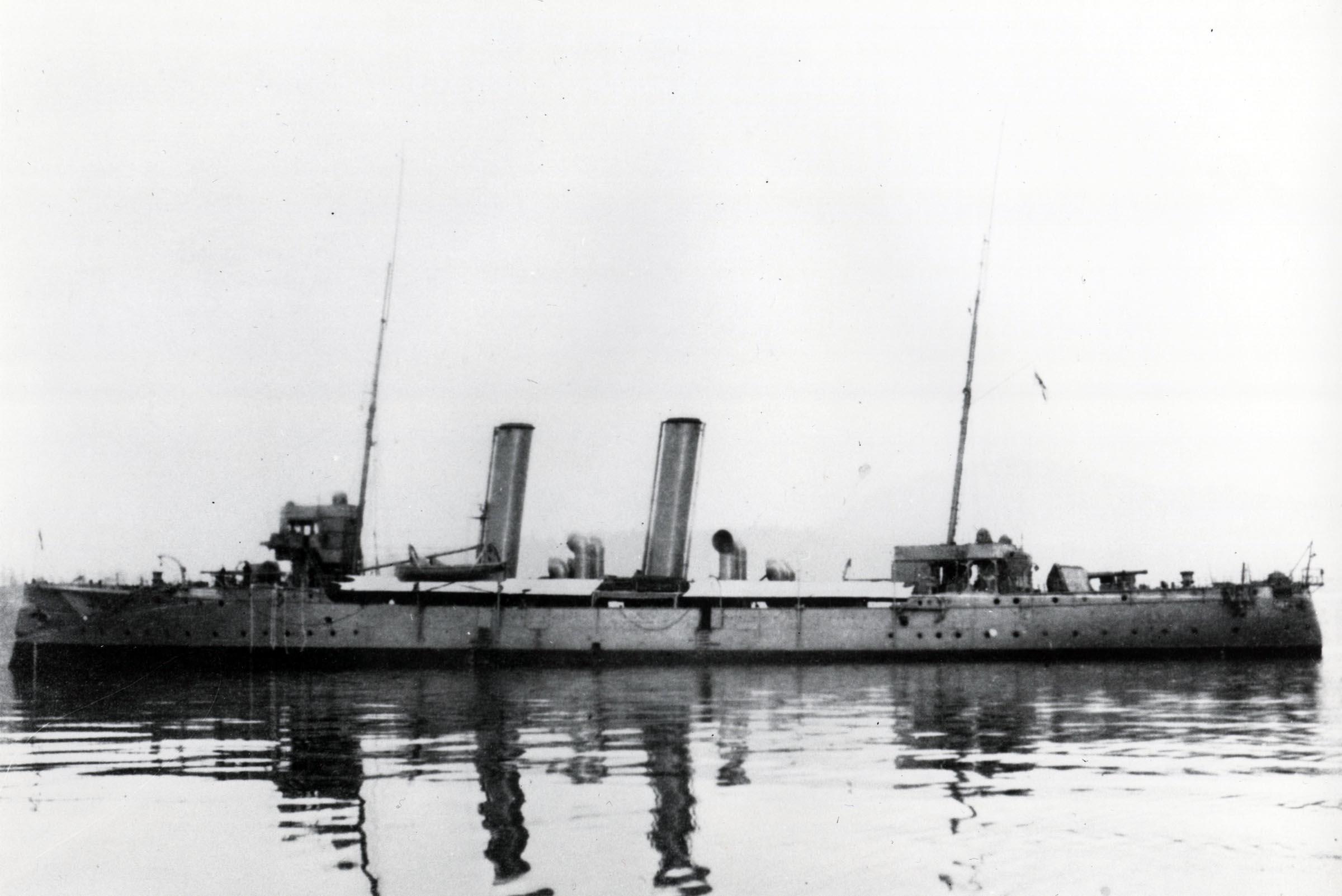 HMCS RAINBOW (1st)