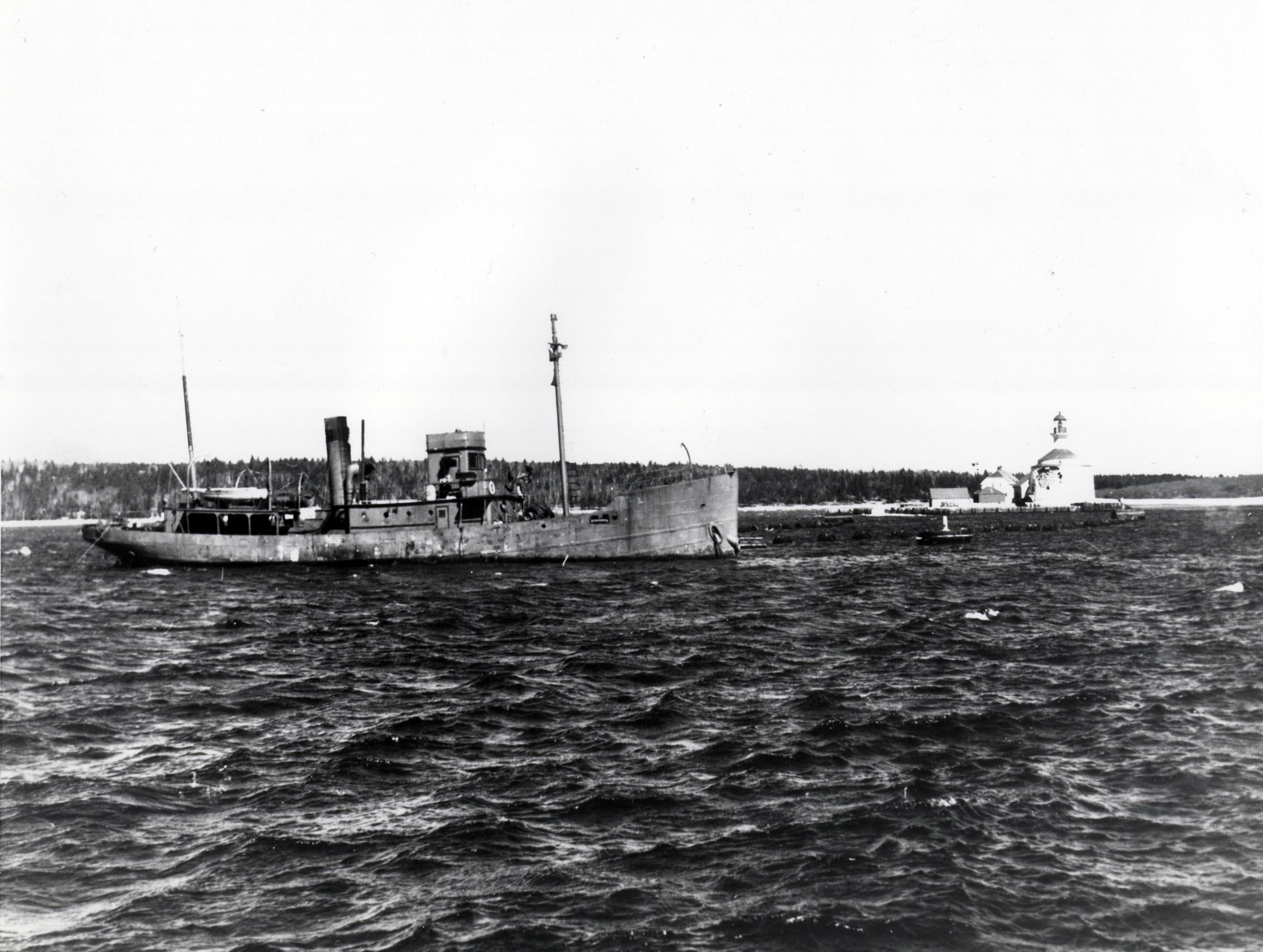 HMCS ST. ELOI