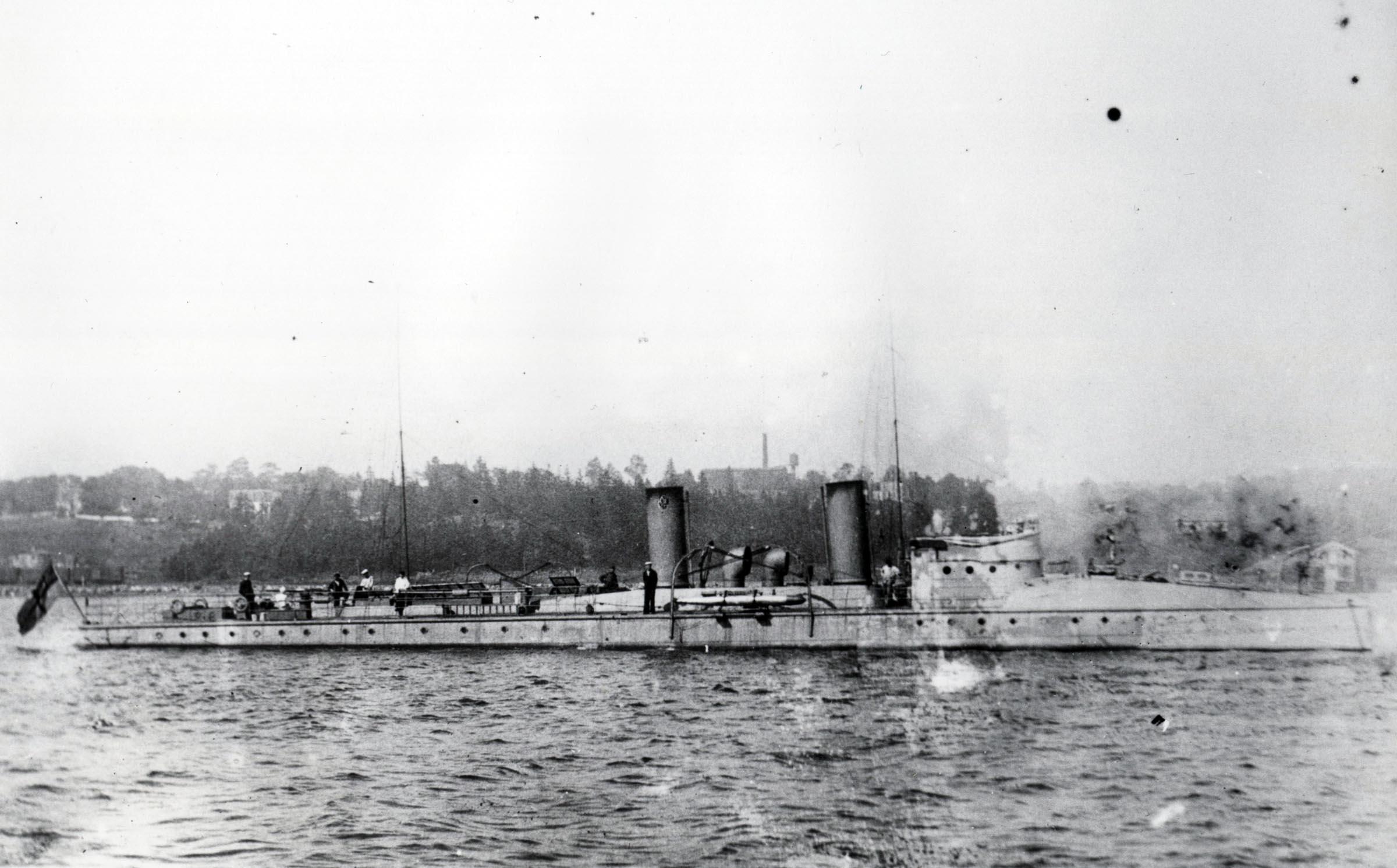 HMCS TUNA