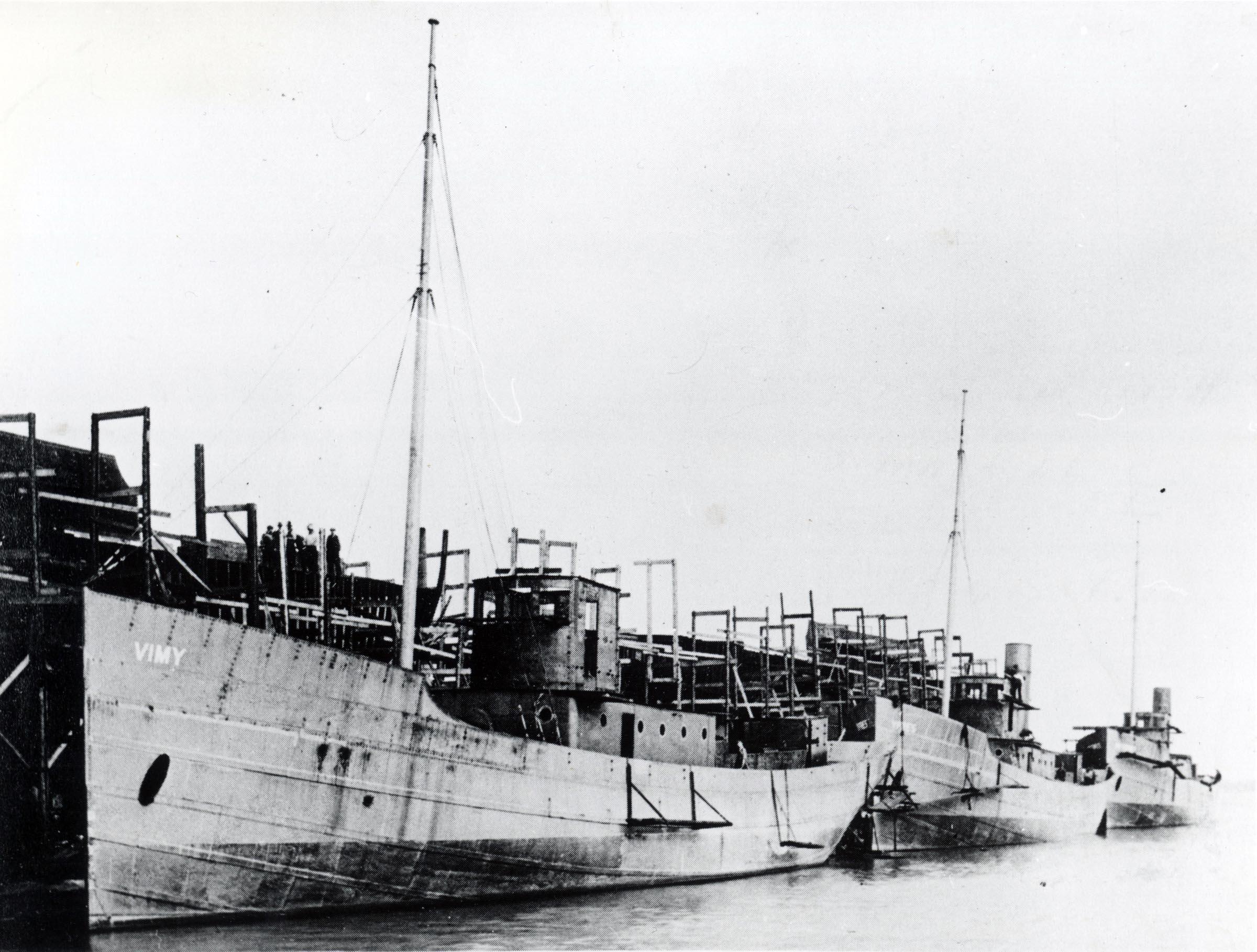 HMCS VIMY