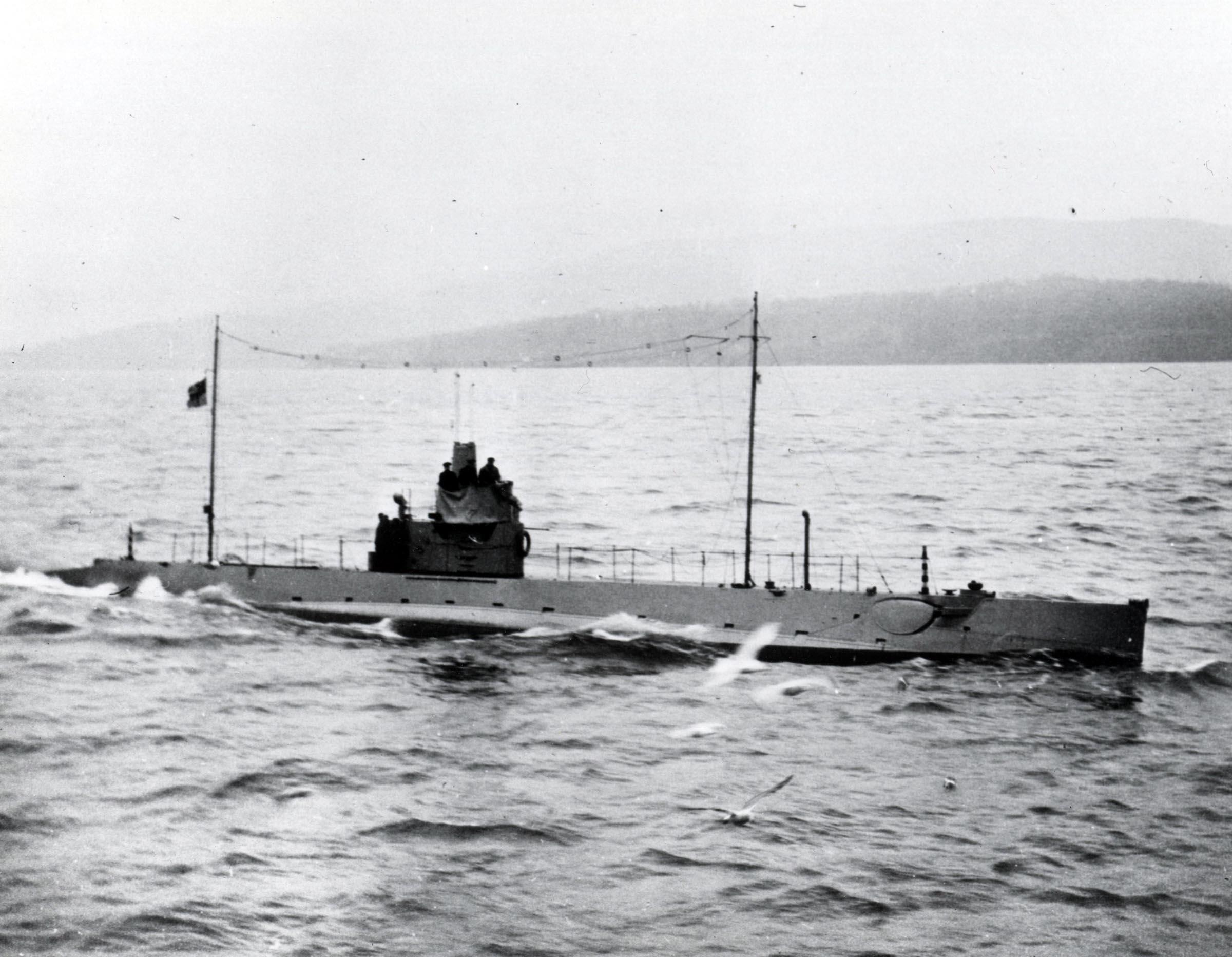 HMCS CC1