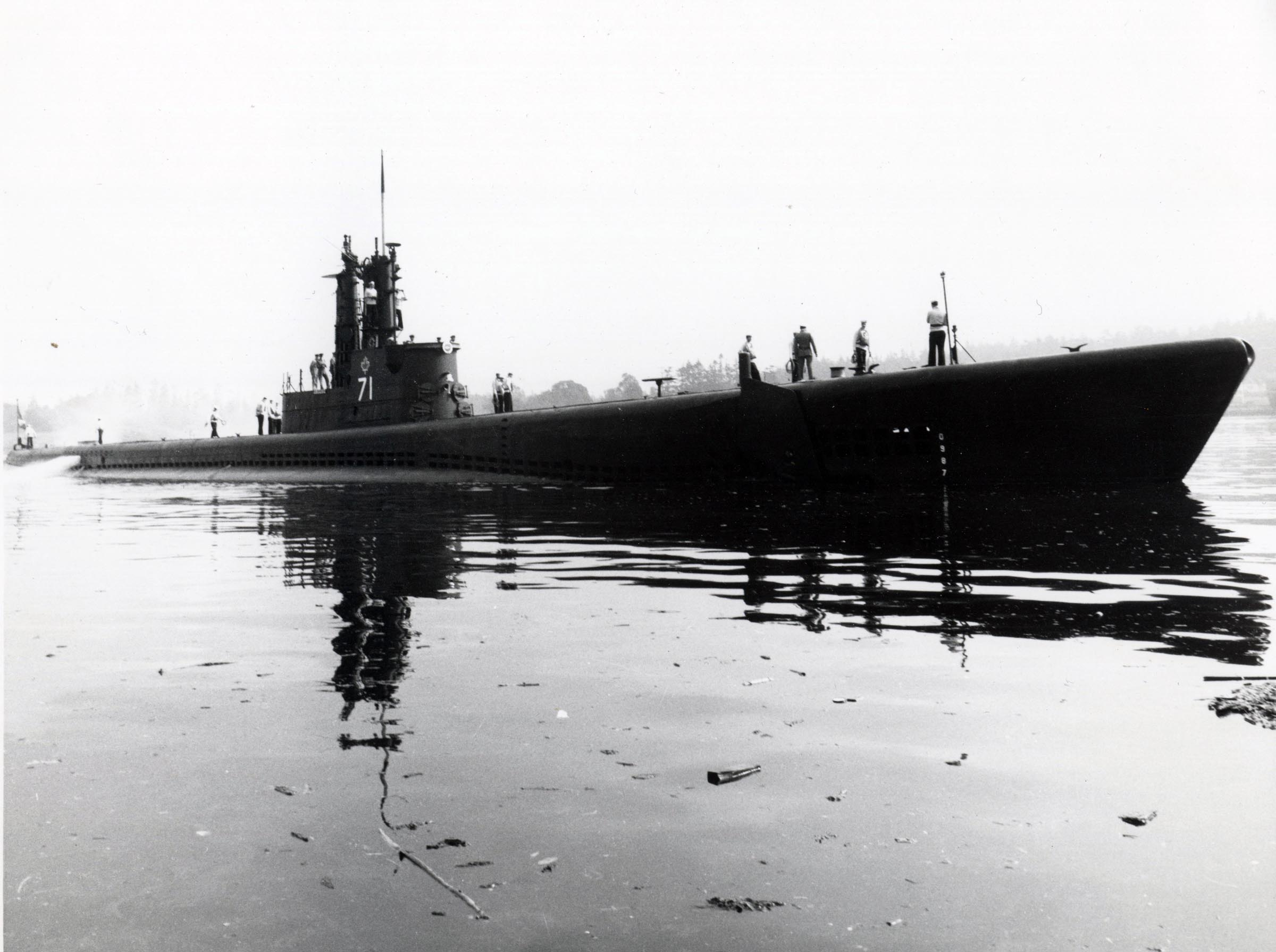HMCS GRILSE (2nd)