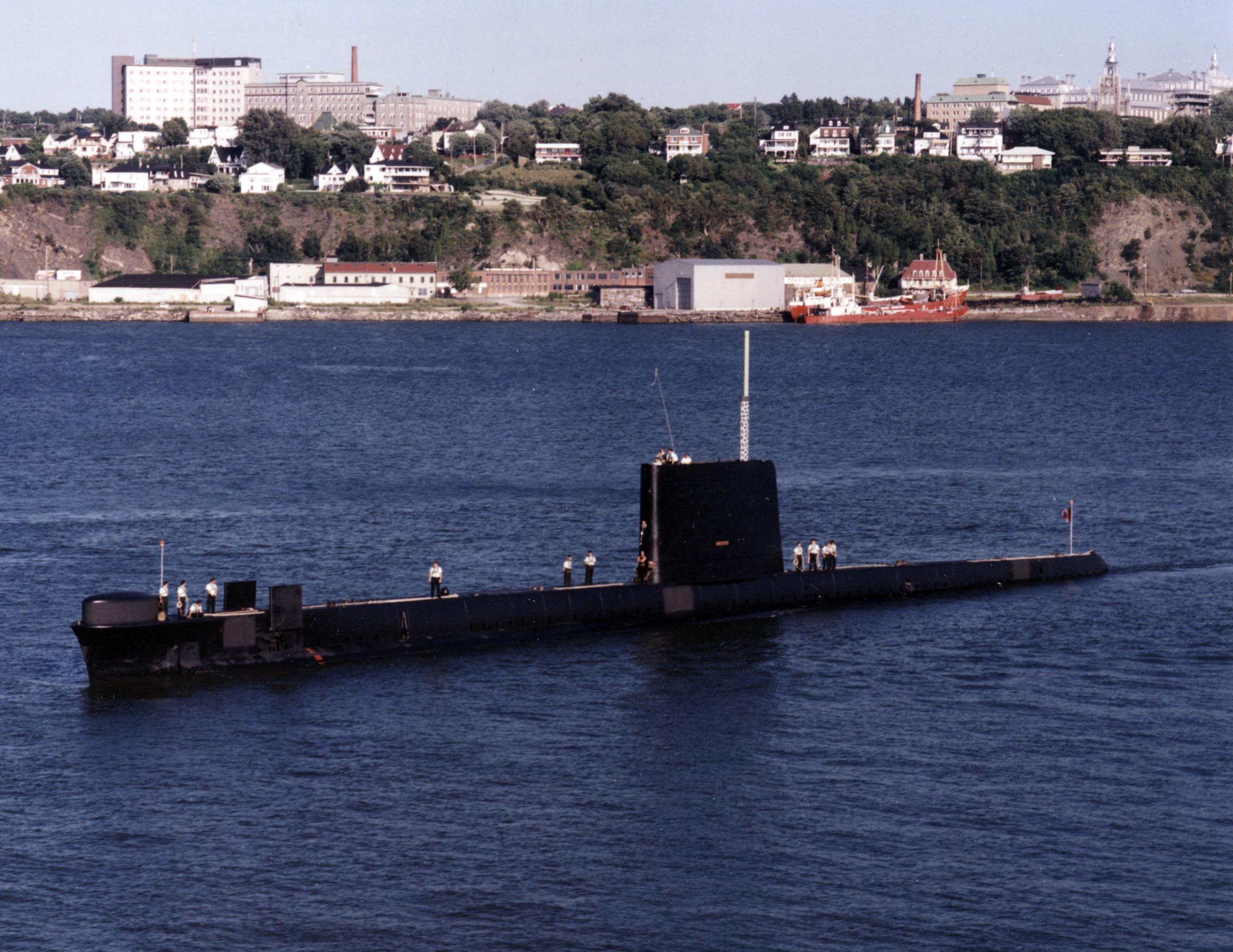 HMCS ONONDAGA